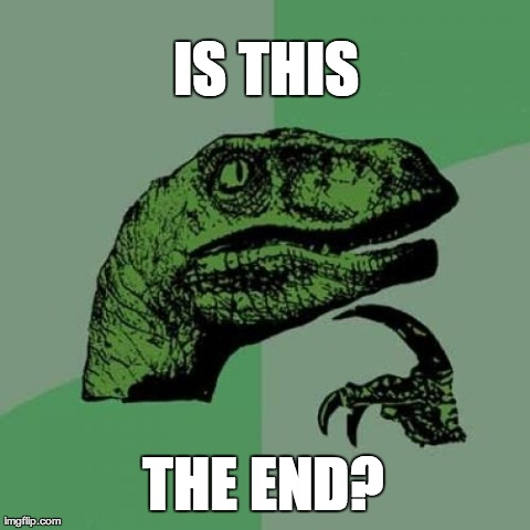 The philosoraptor strikes again!