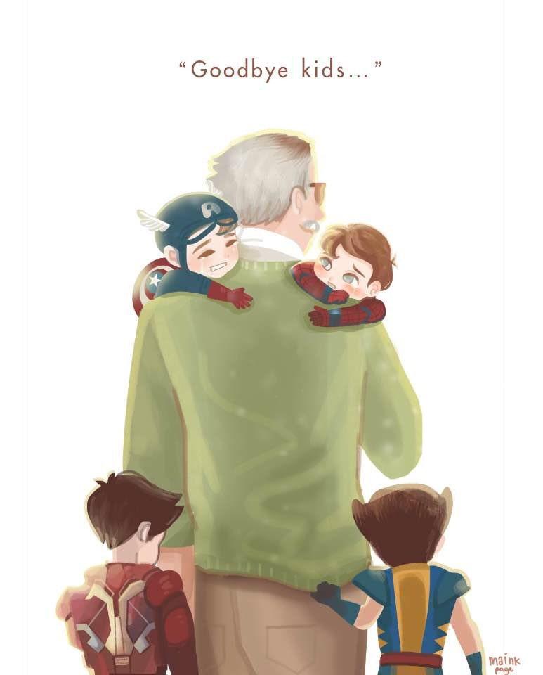 Goodbye Stan